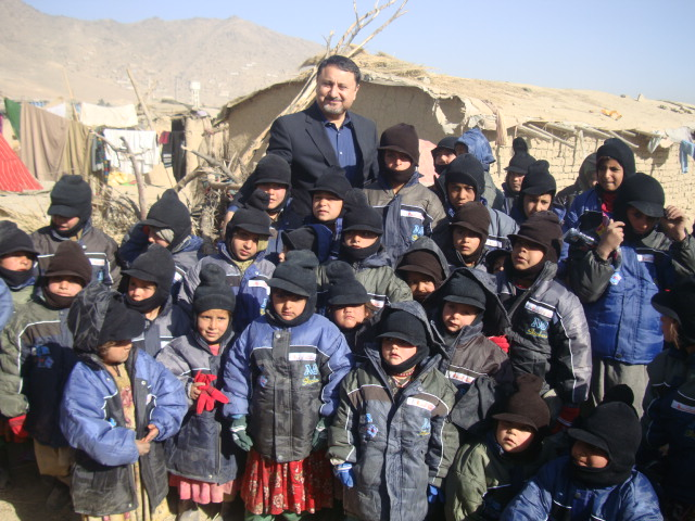 Helmand immegrants in Kabul province 47