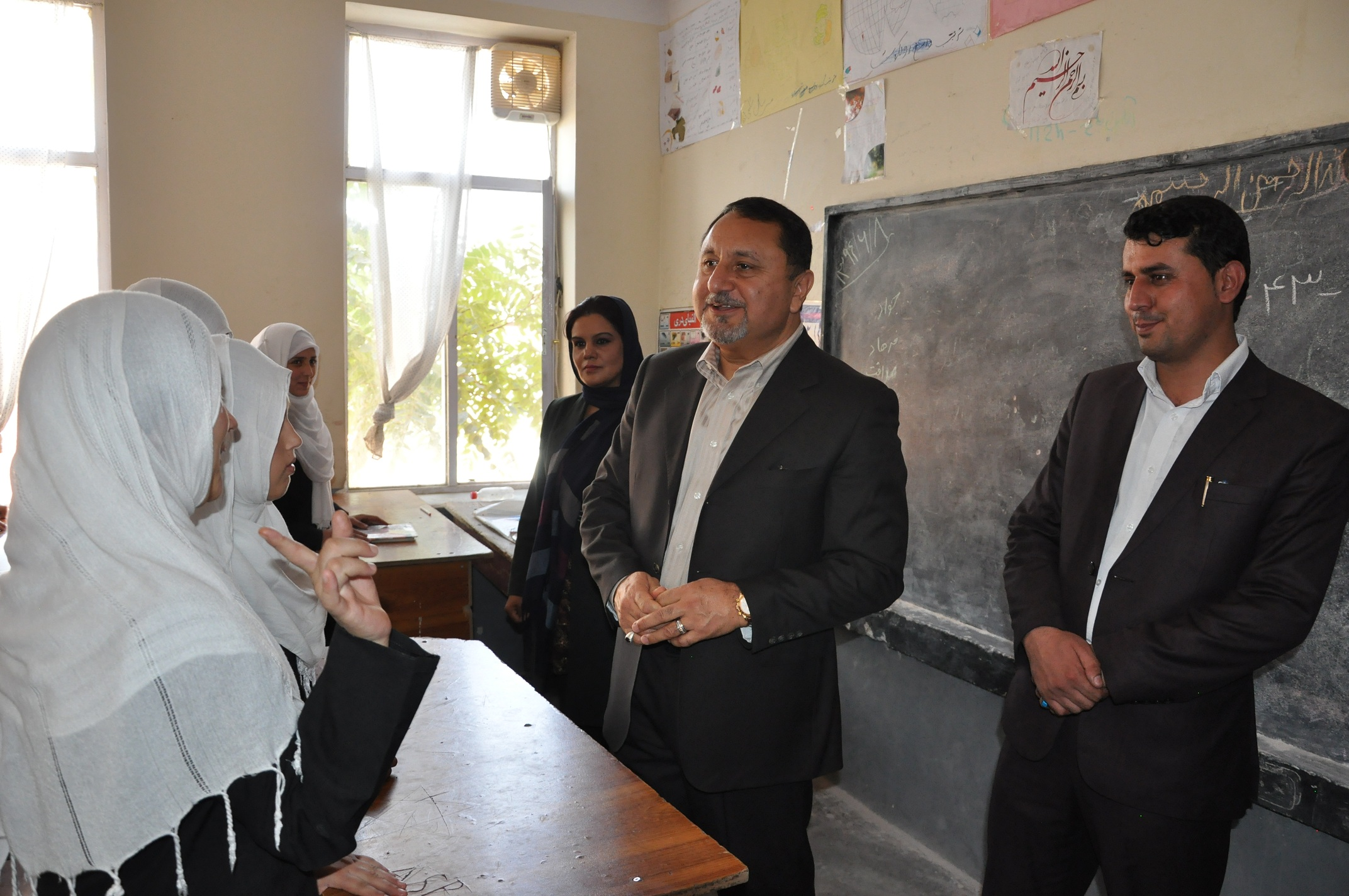 Azadi School 2